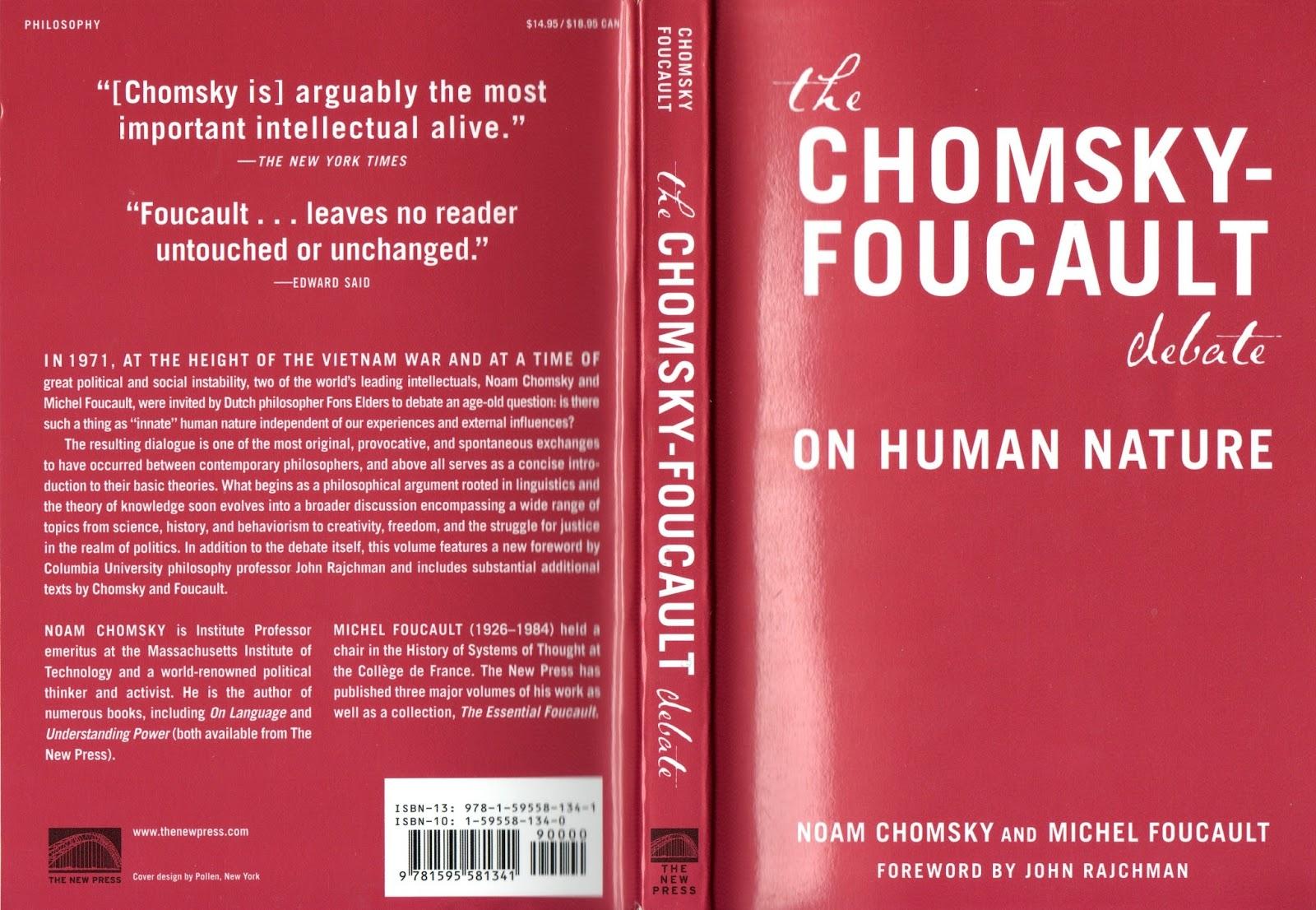 72bba pages2bde2bchomsky2b 2bfoucault2bdebate - The Chomsky-Foucault debate on Human Nature PDF - Noam Chomsky and Michel Foucault