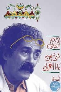 BAA 02381 - تحميل كتاب شيء من هذا القبيل - رواية pdf لـ إبراهيم أصلان