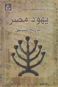 8e339 1869 - تحميل كتاب يهود مصر : التاريخ السياسي pdf لـ د. زبيدة محمد عطا